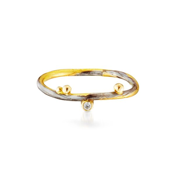 Bergsoe Jewellery Rings  SeafireSeafire ring