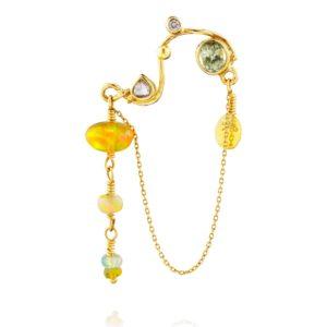 Bergsoe Jewellery Earrings  SeafireSeafrire earring