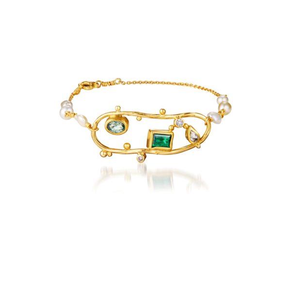 Bergsoe Jewellery Bracelets  CloudCloud bracelet