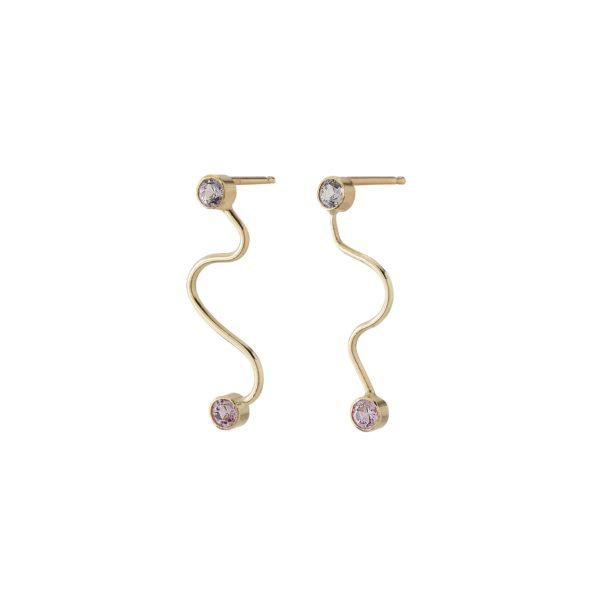 MaryLou Earrings  DoodleDoodle Earpins