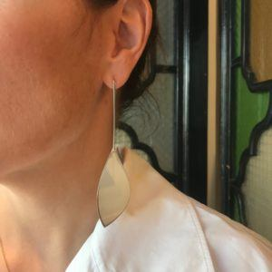 Rebekka Notkin Earrings  OLIVEOLIVE earhangers, Grand + Moyen