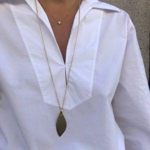 Rebekka Notkin Necklaces  OLIVEOLIVE pendant, Grand