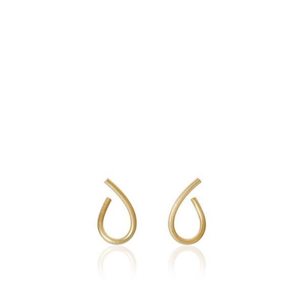Dulong Fine Jewelry Earrings Hoops  KharismaSmall Kharisma earrings