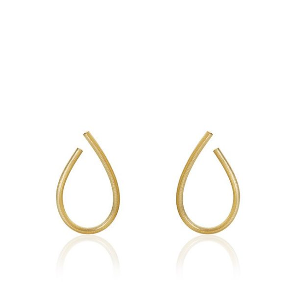 Dulong Fine Jewelry Earrings Hoops  KharismaMedium Kharisma earrings