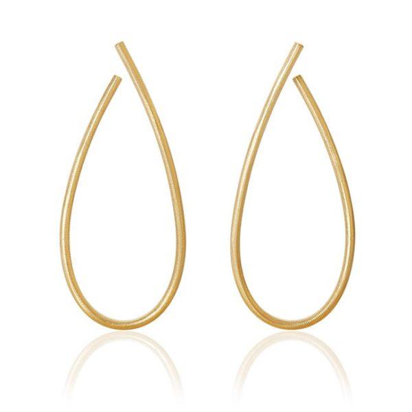 Dulong Fine Jewelry Earrings Hoops  KharismaMega Kharisma earrings