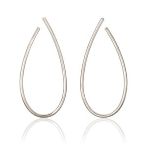 Dulong Fine Jewelry Earrings Hoops  KharismaMega Kharisma silver earrings