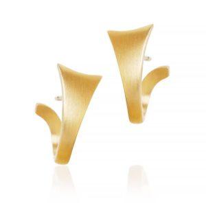 Dulong Fine Jewelry Earrings  LunaGold Luna Loop earrings
