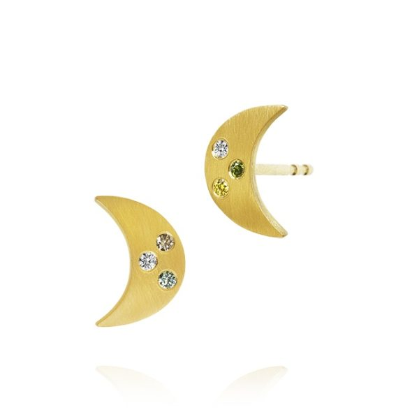 Dulong Fine Jewelry Earrings  LunaLuna small earrings