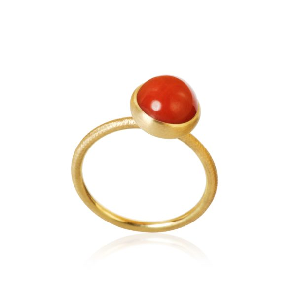 Dulong Fine Jewelry Rings  PacificSmall Pacific ring in gold