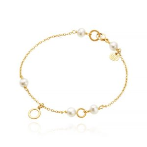 Dulong Fine Jewelry Bracelets  PiccoloPiccolo bracelet with freshwater pearls