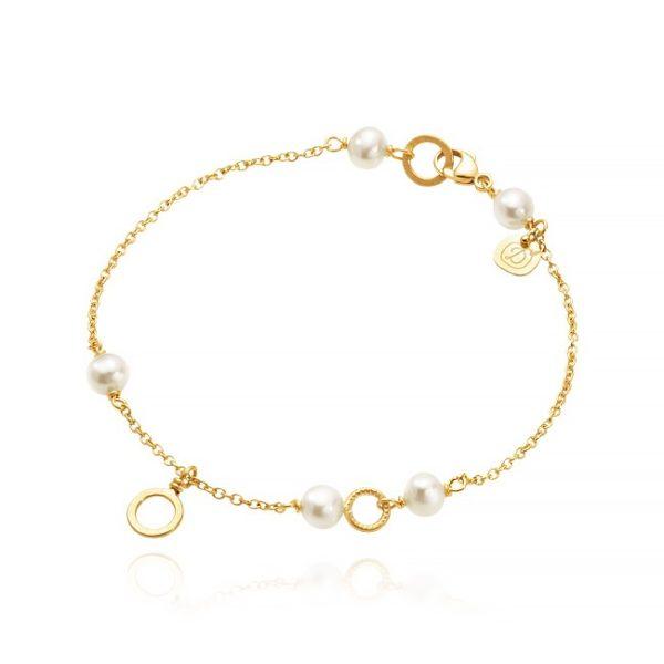 Dulong Fine Jewelry Bracelets  PiccoloPiccolo bracelet with freshwater pearls