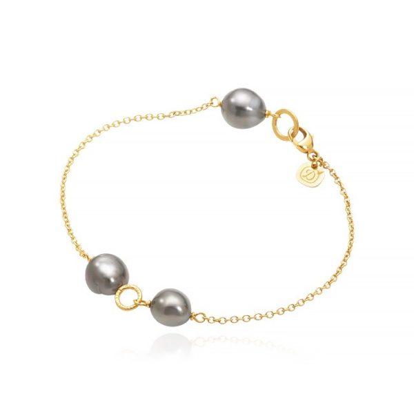Dulong Fine Jewelry Bracelets  PiccoloPiccolo bracelet with Tahitian pearls