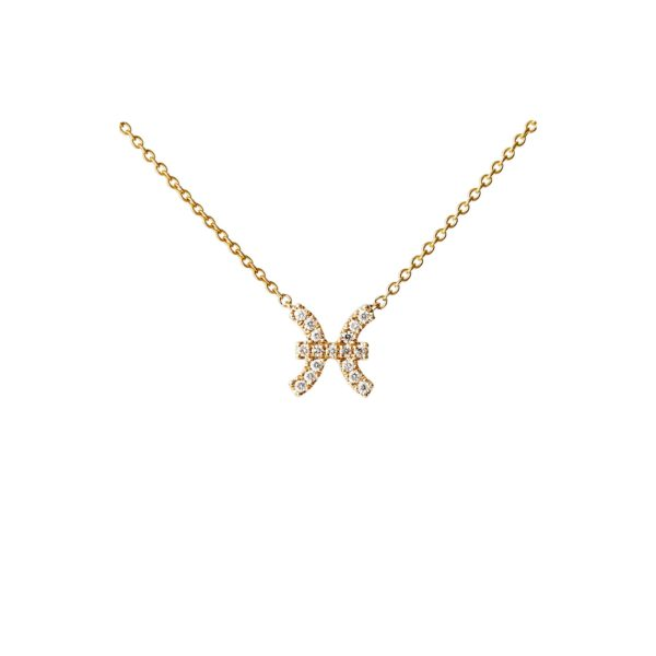 Engelbert Necklaces  Petit SignPetit Sign Pisces