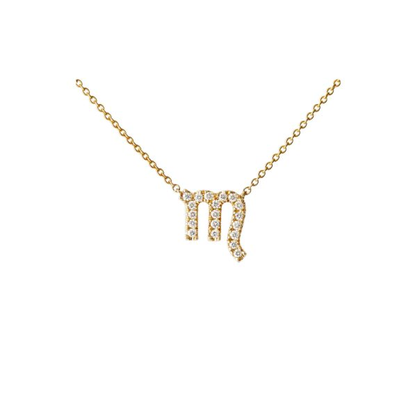 Engelbert Necklaces  Petit SignPetit Sign Scorpio