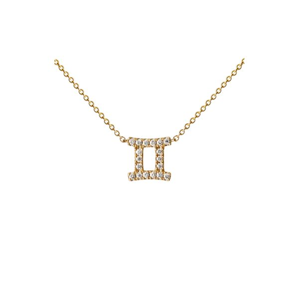 Engelbert Necklaces  Petit SignPetit Sign Gemini