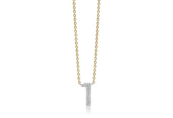 Sif Jakobs Jewellery Necklaces  NOVOLIGold-plated Novoli Uno necklace