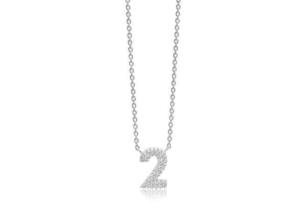 Sif Jakobs Jewellery Necklaces  NOVOLISilver Novoli Due necklace