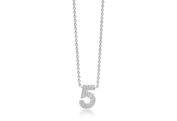 Sif Jakobs Jewellery Necklaces  NOVOLISilver Novoli Cinque necklace