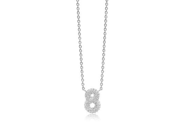 Sif Jakobs Jewellery Necklaces  NOVOLISilver Novoli Otto necklace