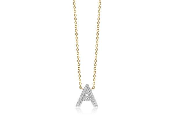 Sif Jakobs Jewellery Necklaces  NOVOLIGold-plated Novoli A necklace
