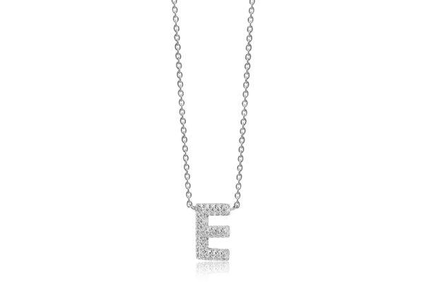 Sif Jakobs Jewellery Necklaces  NOVOLISilver Novoli E necklace