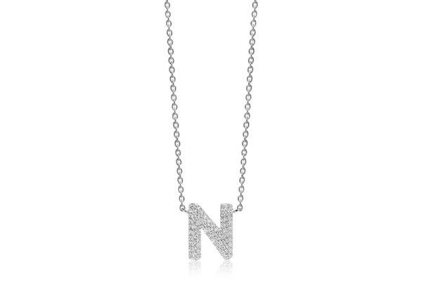 Sif Jakobs Jewellery Necklaces  NOVOLISilver Novoli N necklace