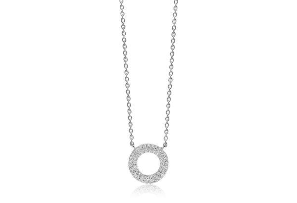 Sif Jakobs Jewellery Necklaces  NOVOLISilver Novoli O necklace