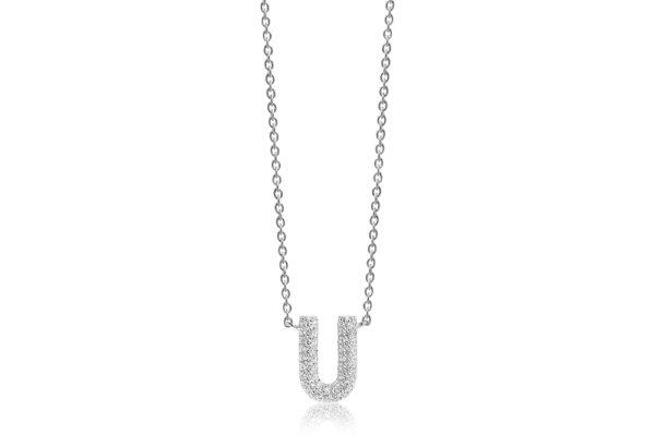Sif Jakobs Jewellery Necklaces  NOVOLISilver Novoli U necklace