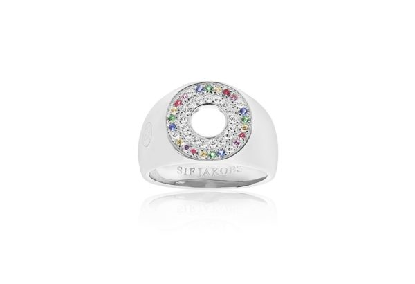 Sif Jakobs Jewellery Rings  VALIANOSilver Valiano signet ring