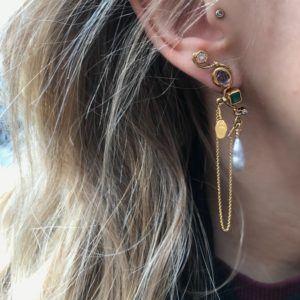 Bergsoe Jewellery Earrings  SeafireSeafire earring