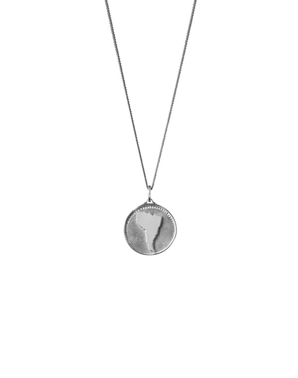 Unspoiled Jewels Necklaces  SilverSilver South-America