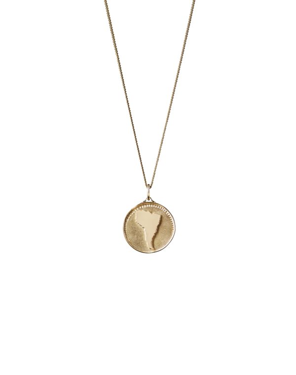 Unspoiled Jewels Necklaces  GoldGold South-America