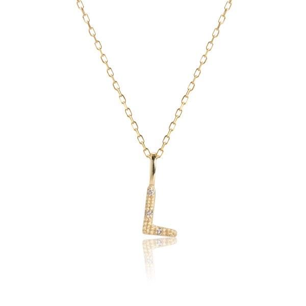 Carré Jewellery Necklaces  COPENHAGENLetter necklace L