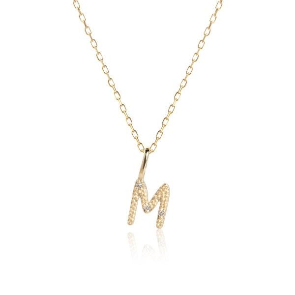 Carré Jewellery Necklaces  COPENHAGENLetter necklace M