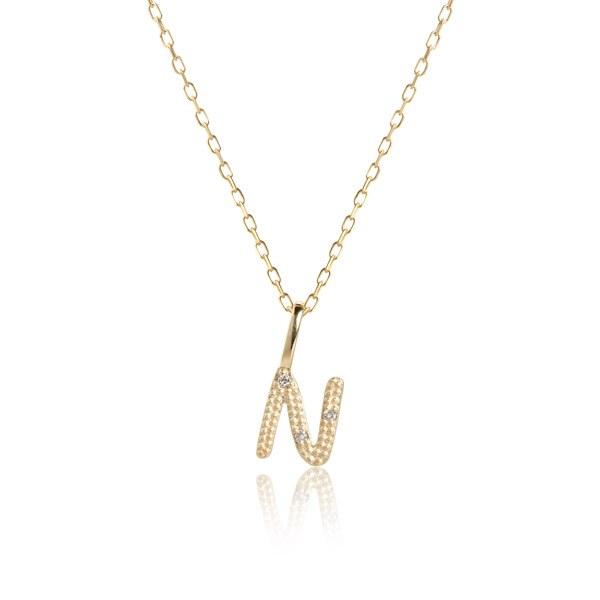 Carré Jewellery Necklaces  COPENHAGENLetter necklace N
