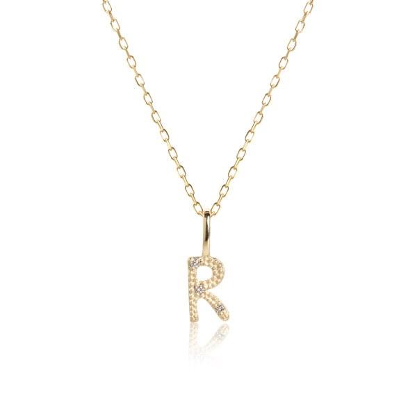 Carré Jewellery Necklaces  COPENHAGENLetter necklace R
