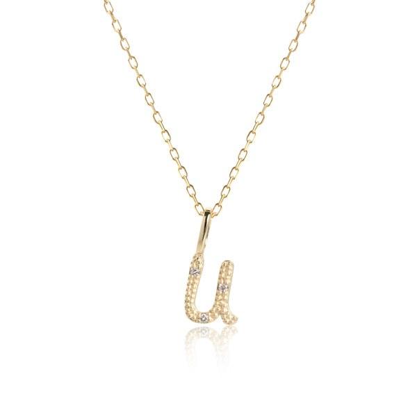 Carré Jewellery Necklaces  COPENHAGENLetter necklace U