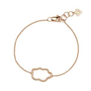 Vieri Responsible Fine Jewellery Bracelets  Golden Clouds CollectionGolden Clouds Collection Bracelet Single Cloud