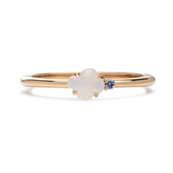 Vieri Responsible Fine Jewellery Rings  Tiny Clouds CollectionTiny Clouds Collection Ring Baby Blue
