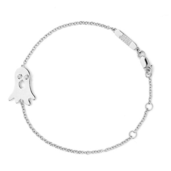 Josina Bracelets  BooBoo bracelet in whitegold