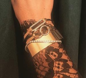 Rebekka Notkin Bangles  PRESENTPRESENT Oval diamond
