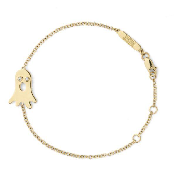 Josina Bracelets  BooBoo bracelet in yellow gold