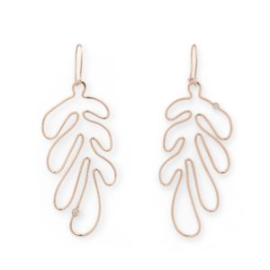 Josina Earrings  MATISSEMatisse rosegold earrings