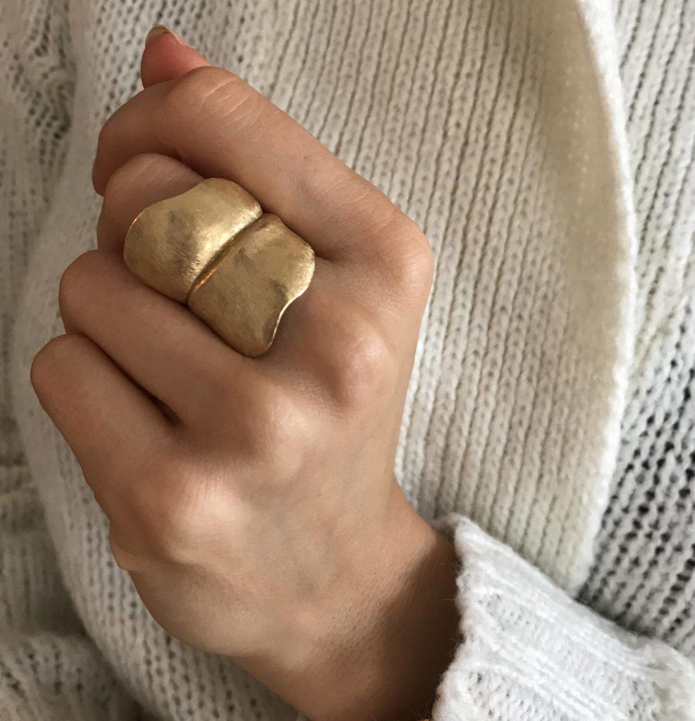 Ole Lynggaard Leaves Ring