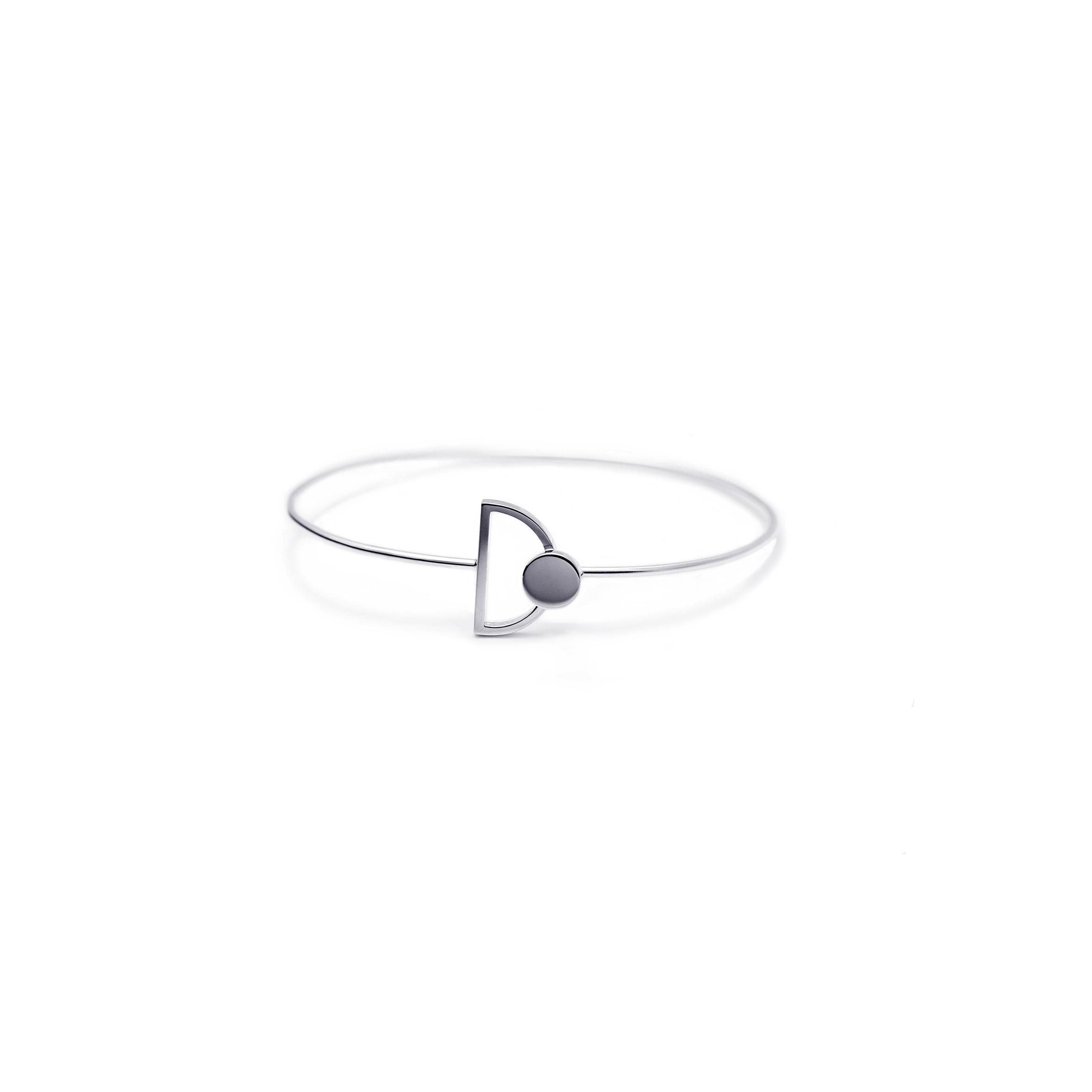 1a97f8b0a65 Box Jewellery — Keski Pomppu bracelet in silver — The Jewellery Room