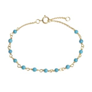 Carré Jewellery Bracelets  CONTEMPORARY COCKTAILBlue turquoise bracelet