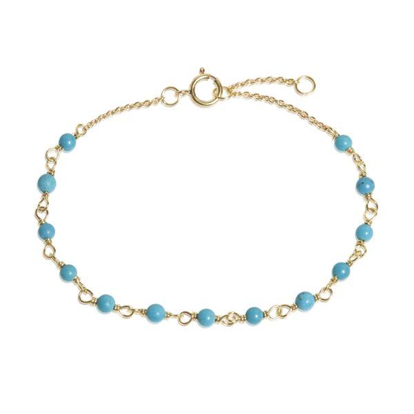 Carré Jewellery Bracelets  CONTEMPORARY COCKTAILBlue turquoise bracelet