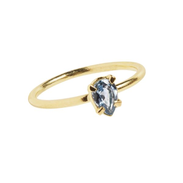 Carré Jewellery Rings  FOREVER AFTERBlue sapphire ring