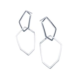 Box Jewellery Earrings  Pioni DesignPioni Design silver earrings