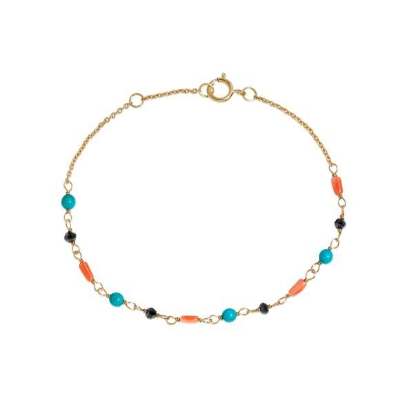 Carré Jewellery Bracelets  CONTEMPORARY COCKTAILMixed colour bracelet